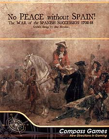 Spirit Games (Est. 1984) - Supplying role playing games (RPG), wargames rules, miniatures and scenery, new and traditional board and card games for the last 20 years sells No Peace Without Spain Deluxe Edition