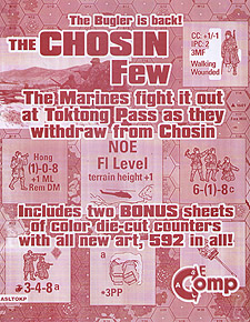 Spirit Games (Est. 1984) - Supplying role playing games (RPG), wargames rules, miniatures and scenery, new and traditional board and card games for the last 20 years sells ASL: The Chosin Few (Ziplock)