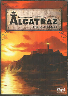 Spirit Games (Est. 1984) - Supplying role playing games (RPG), wargames rules, miniatures and scenery, new and traditional board and card games for the last 20 years sells Alcatraz: The Scapegoat