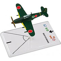 Spirit Games (Est. 1984) - Supplying role playing games (RPG), wargames rules, miniatures and scenery, new and traditional board and card games for the last 20 years sells Wings of Glory WWII: Kawasaki KI-61-I-KAID (Ichikawa)