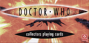 Spirit Games (Est. 1984) - Supplying role playing games (RPG), wargames rules, miniatures and scenery, new and traditional board and card games for the last 20 years sells Playing Cards: Doctor Who