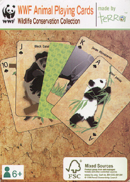 Spirit Games (Est. 1984) - Supplying role playing games (RPG), wargames rules, miniatures and scenery, new and traditional board and card games for the last 20 years sells Playing Cards: Animal