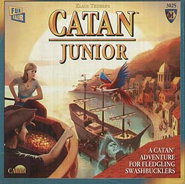 Spirit Games (Est. 1984) - Supplying role playing games (RPG), wargames rules, miniatures and scenery, new and traditional board and card games for the last 20 years sells Catan Junior