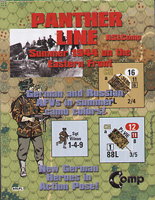 Spirit Games (Est. 1984) - Supplying role playing games (RPG), wargames rules, miniatures and scenery, new and traditional board and card games for the last 20 years sells ASLComp: Panther Line (Ziplock)