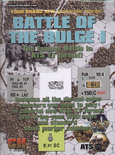 Spirit Games (Est. 1984) - Supplying role playing games (RPG), wargames rules, miniatures and scenery, new and traditional board and card games for the last 20 years sells ATS: Battle of the Bulge I (Ziplock)