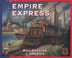 Spirit Games (Est. 1984) - Supplying role playing games (RPG), wargames rules, miniatures and scenery, new and traditional board and card games for the last 20 years sells Empire Express