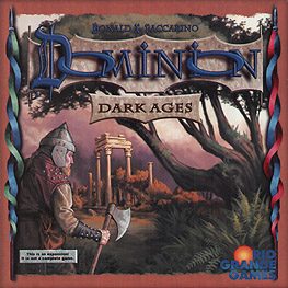 Spirit Games (Est. 1984) - Supplying role playing games (RPG), wargames rules, miniatures and scenery, new and traditional board and card games for the last 20 years sells Dominion: Dark Ages