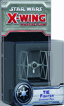Spirit Games (Est. 1984) - Supplying role playing games (RPG), wargames rules, miniatures and scenery, new and traditional board and card games for the last 20 years sells Star Wars: X-Wing Miniatures Game TIE Fighter Wave 1 Expansion Pack