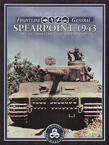 Spirit Games (Est. 1984) - Supplying role playing games (RPG), wargames rules, miniatures and scenery, new and traditional board and card games for the last 20 years sells Frontline General: Spearpoint 1943 - Village and Defensive Line Map Expansion