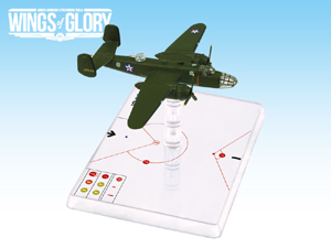 Spirit Games (Est. 1984) - Supplying role playing games (RPG), wargames rules, miniatures and scenery, new and traditional board and card games for the last 20 years sells Wings of Glory WWII: North American B-25B Mitchell (Doolittle)