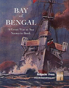 Spirit Games (Est. 1984) - Supplying role playing games (RPG), wargames rules, miniatures and scenery, new and traditional board and card games for the last 20 years sells Great War at Sea: Bay of Bengal