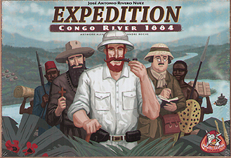 Spirit Games (Est. 1984) - Supplying role playing games (RPG), wargames rules, miniatures and scenery, new and traditional board and card games for the last 20 years sells Expedition: Congo River 1884