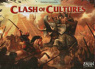Spirit Games (Est. 1984) - Supplying role playing games (RPG), wargames rules, miniatures and scenery, new and traditional board and card games for the last 20 years sells Clash of Cultures