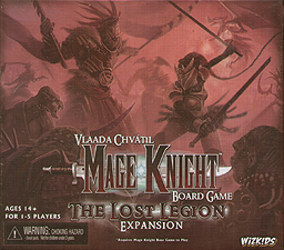Spirit Games (Est. 1984) - Supplying role playing games (RPG), wargames rules, miniatures and scenery, new and traditional board and card games for the last 20 years sells Mage Knight Board Game: The Lost Legion