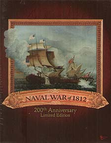 Spirit Games (Est. 1984) - Supplying role playing games (RPG), wargames rules, miniatures and scenery, new and traditional board and card games for the last 20 years sells Naval War of 1812: 200th Anniversary Limited Edition