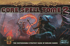 Spirit Games (Est. 1984) - Supplying role playing games (RPG), wargames rules, miniatures and scenery, new and traditional board and card games for the last 20 years sells Mage Wars: Core Spell Tome 2