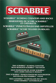Spirit Games (Est. 1984) - Supplying role playing games (RPG), wargames rules, miniatures and scenery, new and traditional board and card games for the last 20 years sells Scrabble: Scoring Counters and Racks