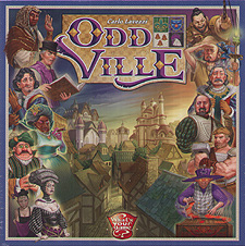 Spirit Games (Est. 1984) - Supplying role playing games (RPG), wargames rules, miniatures and scenery, new and traditional board and card games for the last 20 years sells OddVille