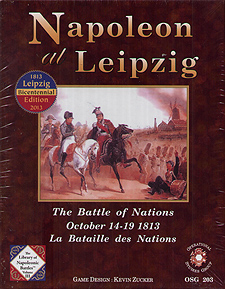 Spirit Games (Est. 1984) - Supplying role playing games (RPG), wargames rules, miniatures and scenery, new and traditional board and card games for the last 20 years sells Napoleon at Leipzig