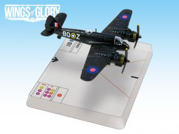 Spirit Games (Est. 1984) - Supplying role playing games (RPG), wargames rules, miniatures and scenery, new and traditional board and card games for the last 20 years sells Wings of Glory WWII: Bristol Beaufighter MK.IF (Boyd)