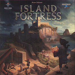 Spirit Games (Est. 1984) - Supplying role playing games (RPG), wargames rules, miniatures and scenery, new and traditional board and card games for the last 20 years sells Island Fortress