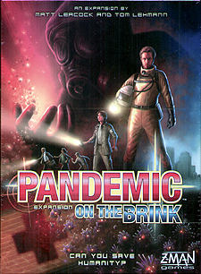 Spirit Games (Est. 1984) - Supplying role playing games (RPG), wargames rules, miniatures and scenery, new and traditional board and card games for the last 20 years sells Pandemic Expansion: On the Brink