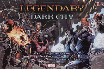 Spirit Games (Est. 1984) - Supplying role playing games (RPG), wargames rules, miniatures and scenery, new and traditional board and card games for the last 20 years sells Legendary Marvel: Dark City