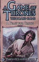 Spirit Games (Est. 1984) - Supplying role playing games (RPG), wargames rules, miniatures and scenery, new and traditional board and card games for the last 20 years sells A Game of Thrones: A Feast for Crows