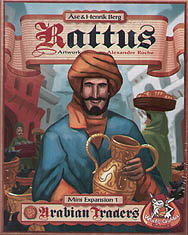 Spirit Games (Est. 1984) - Supplying role playing games (RPG), wargames rules, miniatures and scenery, new and traditional board and card games for the last 20 years sells Rattus: Arabian Traders Mini Expansion 1
