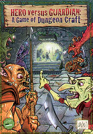 Spirit Games (Est. 1984) - Supplying role playing games (RPG), wargames rules, miniatures and scenery, new and traditional board and card games for the last 20 years sells Hero versus Guardian: A Game of Dungeon Craft