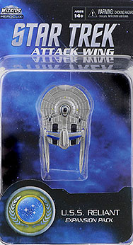 Spirit Games (Est. 1984) - Supplying role playing games (RPG), wargames rules, miniatures and scenery, new and traditional board and card games for the last 20 years sells Star Trek: Attack Wing Federation USS Reliant Wave 30 Expansion Pack