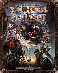 Spirit Games (Est. 1984) - Supplying role playing games (RPG), wargames rules, miniatures and scenery, new and traditional board and card games for the last 20 years sells Lords of Waterdeep: Scoundrels of Skullport