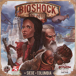 Spirit Games (Est. 1984) - Supplying role playing games (RPG), wargames rules, miniatures and scenery, new and traditional board and card games for the last 20 years sells BioShock Infinite: The Siege of Columbia