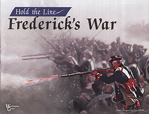 Spirit Games (Est. 1984) - Supplying role playing games (RPG), wargames rules, miniatures and scenery, new and traditional board and card games for the last 20 years sells Hold the Line: Frederick