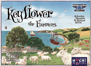 Spirit Games (Est. 1984) - Supplying role playing games (RPG), wargames rules, miniatures and scenery, new and traditional board and card games for the last 20 years sells Keyflower: The Farmers