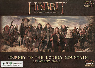 Spirit Games (Est. 1984) - Supplying role playing games (RPG), wargames rules, miniatures and scenery, new and traditional board and card games for the last 20 years sells The Hobbit: An Unexpected Journey - Journey to The Lonely Mountain