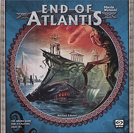 Spirit Games (Est. 1984) - Supplying role playing games (RPG), wargames rules, miniatures and scenery, new and traditional board and card games for the last 20 years sells End of Atlantis Revised Edition (includes extra bag of ships)