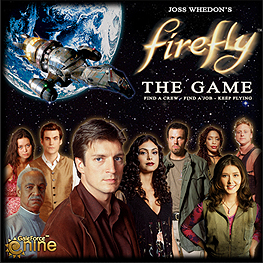 Spirit Games (Est. 1984) - Supplying role playing games (RPG), wargames rules, miniatures and scenery, new and traditional board and card games for the last 20 years sells Firefly: The Game (US version)