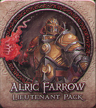 Spirit Games (Est. 1984) - Supplying role playing games (RPG), wargames rules, miniatures and scenery, new and traditional board and card games for the last 20 years sells Descent: Journeys in the Dark Second Edition - Alric Farrow Lieutenant Pack