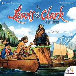 Spirit Games (Est. 1984) - Supplying role playing games (RPG), wargames rules, miniatures and scenery, new and traditional board and card games for the last 20 years sells Lewis and Clark The Expedition, reprint