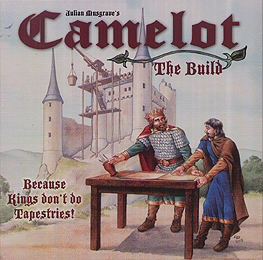 Spirit Games (Est. 1984) - Supplying role playing games (RPG), wargames rules, miniatures and scenery, new and traditional board and card games for the last 20 years sells Camelot the Build