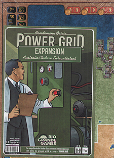 Spirit Games (Est. 1984) - Supplying role playing games (RPG), wargames rules, miniatures and scenery, new and traditional board and card games for the last 20 years sells Power Grid: Australia/Indian Subcontinent Expansion