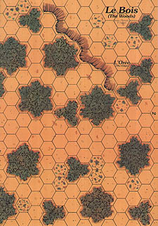 Spirit Games (Est. 1984) - Supplying role playing games (RPG), wargames rules, miniatures and scenery, new and traditional board and card games for the last 20 years sells Guiscard Map The Woods