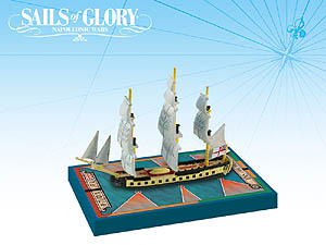 Spirit Games (Est. 1984) - Supplying role playing games (RPG), wargames rules, miniatures and scenery, new and traditional board and card games for the last 20 years sells Sails of Glory: HMS Concorde 1783/HMS Unite 1796
