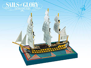 Spirit Games (Est. 1984) - Supplying role playing games (RPG), wargames rules, miniatures and scenery, new and traditional board and card games for the last 20 years sells Sails of Glory: Commerce de Bordeaux 1785/Duguay-Trouin 1788