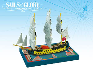 Spirit Games (Est. 1984) - Supplying role playing games (RPG), wargames rules, miniatures and scenery, new and traditional board and card games for the last 20 years sells Sails of Glory: HMS Bellona 1760/HMS Goliath 1781