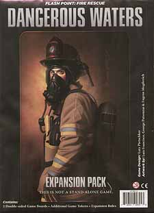 Spirit Games (Est. 1984) - Supplying role playing games (RPG), wargames rules, miniatures and scenery, new and traditional board and card games for the last 20 years sells Flash Point: Fire Rescue - Dangerous Waters