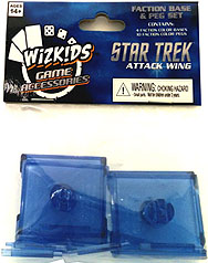 Spirit Games (Est. 1984) - Supplying role playing games (RPG), wargames rules, miniatures and scenery, new and traditional board and card games for the last 20 years sells Star Trek: Attack Wing Faction Base Set Blue