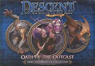 Spirit Games (Est. 1984) - Supplying role playing games (RPG), wargames rules, miniatures and scenery, new and traditional board and card games for the last 20 years sells Descent: Journeys in the Dark Second Edition - Oath of the Outcast