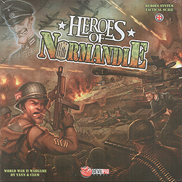 Spirit Games (Est. 1984) - Supplying role playing games (RPG), wargames rules, miniatures and scenery, new and traditional board and card games for the last 20 years sells Heroes of Normandie Second Printing